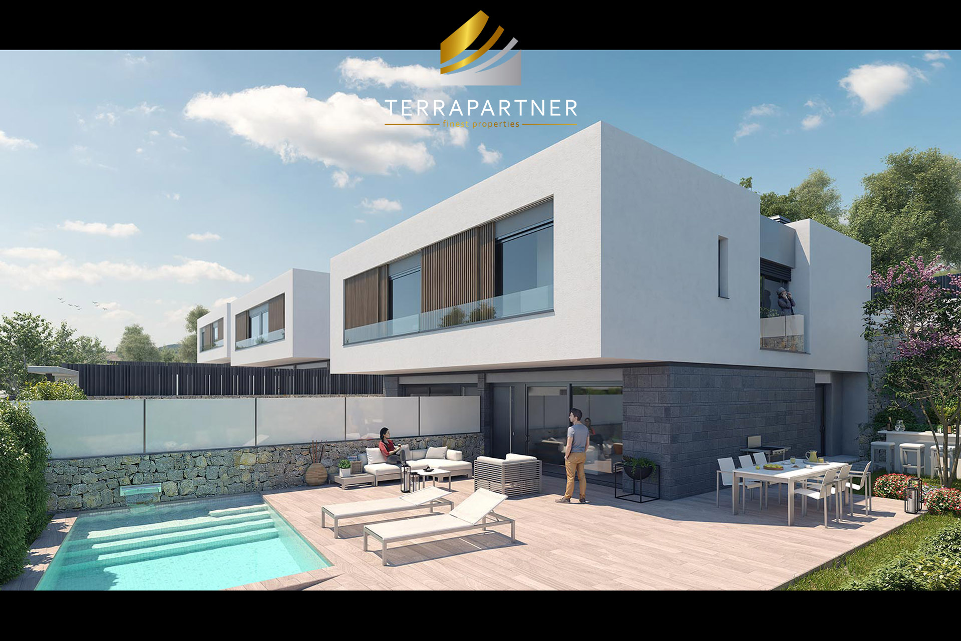 Design Townhouses with luxury amenities in sought after location