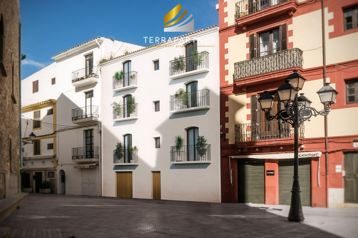 Historic Town House in Ibiza town